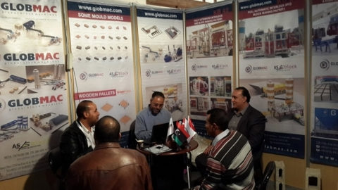 3rd International Building - Construction Exhibition (Benghazi - Libya)