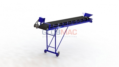 Belt Conveyors For Mortar
