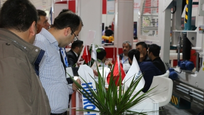 KOMATEK Ankara Building Machine Fair